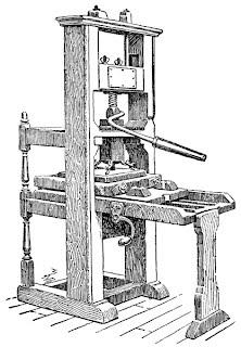 printing press wh1 sem1 european renaissance