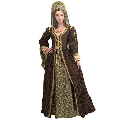 Renaissance Fashion - WH13 OGM Renaissance