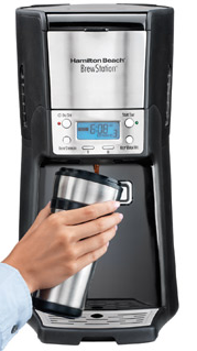 BrewStation® Summit 12 Cup Coffee Maker - BrewStation® - Hamilton Beach