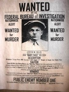 Perfect STEP 1: Choose The 1920s Criminal Gangster You Wish To Investigate Out Of  The Following List (you Can Use The Links Below (compliments Of Wikipedia)  Or Do ... Regard To Criminal Wanted Poster