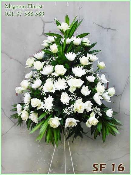 Karangan Bunga Standing Flower