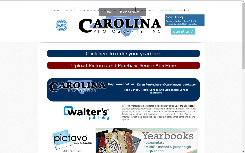Carolina Yearbooks