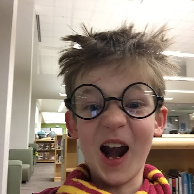 Harry Potter Book Night Pictures