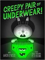 https://www.amazon.com/Creepy-Pair-Underwear-Aaron-Reynolds/dp/1442402989
