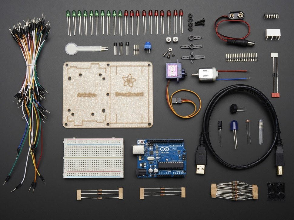Recommended Arduino Kit