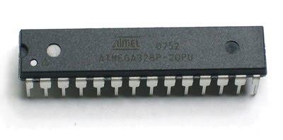 Arduino CPU IC