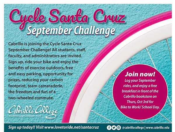 Cycle September Flyer