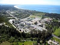 Cabrillo aerial view