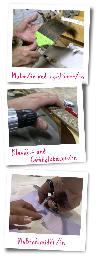 Handwerker-Hände