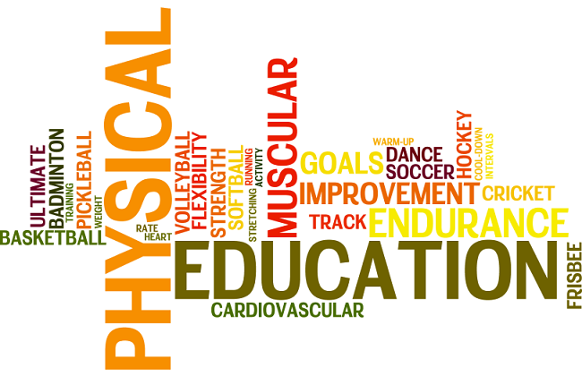 Physical Education - Middle School Physical Education & Health
