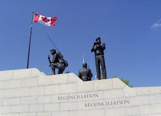 Peacekeeping Monument, Ottawa