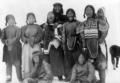case study the inuit civilization collapse