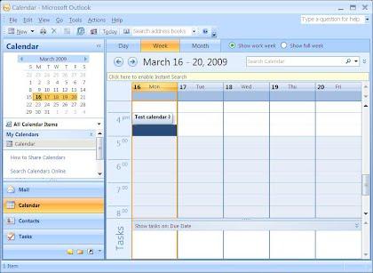 Importing Calendars Mycarthage