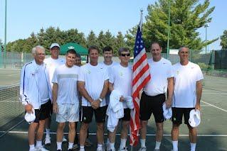 Team USA, Gordon Trophy, London, ON, Canada