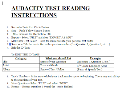 Alternative Assessments Mr Hundts Classroom Page