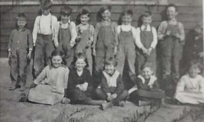 Malta Elementary Students 1932