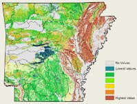 Soil Quality Degradation, Compaction Map