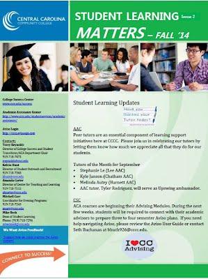 SL Matters Newsletter - October 2014