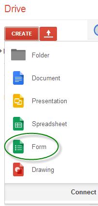 How do I create a new Google Form? - GoGoogle