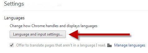 Can I Change The Language Of Gmail And Or Spell Check In A Different