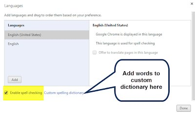How can I get Gmail to automatically spell check? - GoGoogle
