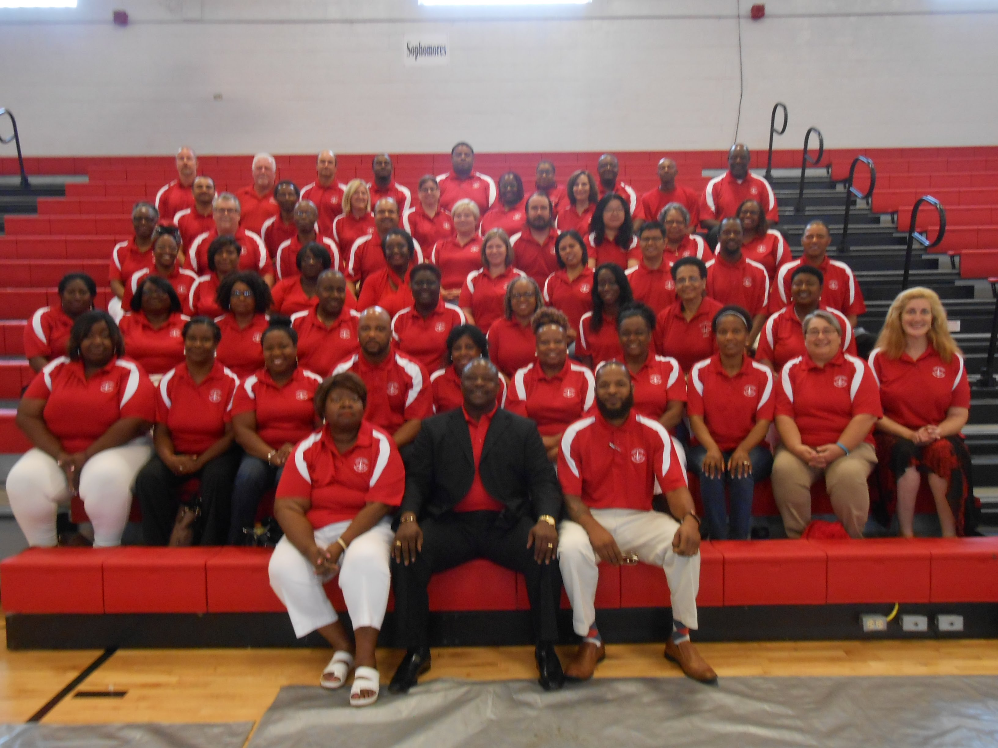 34c5a18a71 The mission of Calhoun County High School, in unity with parents and  community, is to provide an environment conducive to learning that  challenges all ...