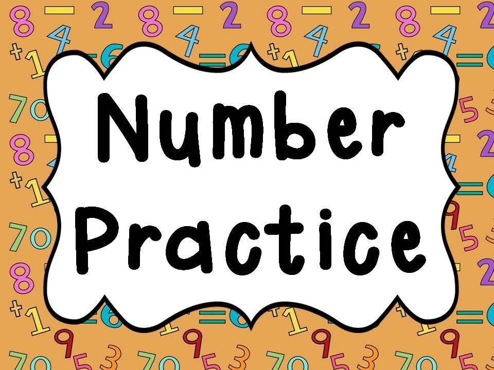 NumberPractice