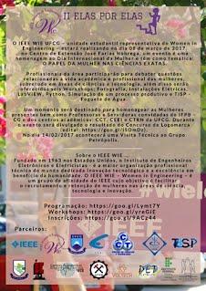 Cartaz de divulgação - Clique para ampliar
