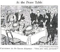 the paris peace settlement