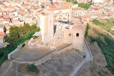 Il castello dell'Emiro a Misilmeri.