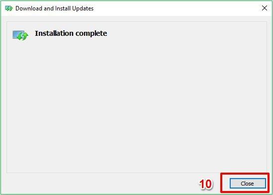 Скачать windows update 10