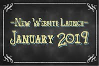 New website launch January 2019