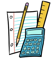 Image result for math supplies