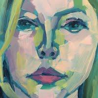 Portrait of Jennifer Moore by Croton artist Jessica Miller