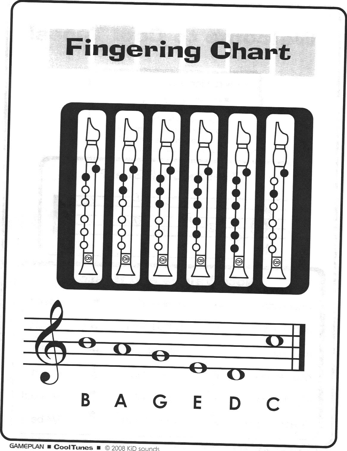 Recorder Music - ECE and Elementary Music