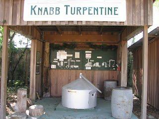 Knabb Family Turpentine - Heritage Park Village
