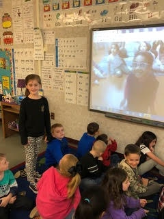Pen Pals from Spain - Casar Elementary