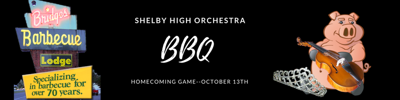 Orchestra BBQ Fundraiser