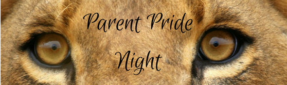 Parent Pride Night