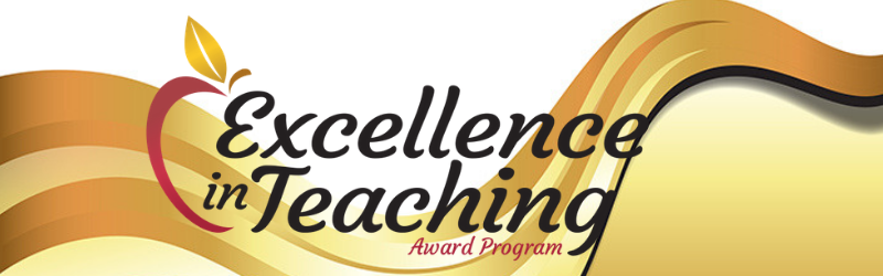 Teaching Excellence Awards