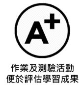 Quiz(測驗)、作業、多種評量機制