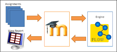 Moodle customization workflow