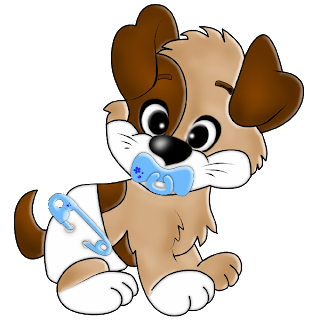 Cute Puppies - Dog Cartoon Images