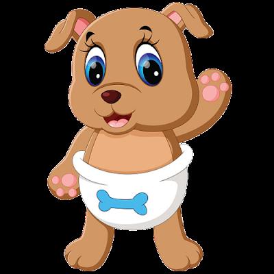 Cute Puppies Dog Cartoon Images