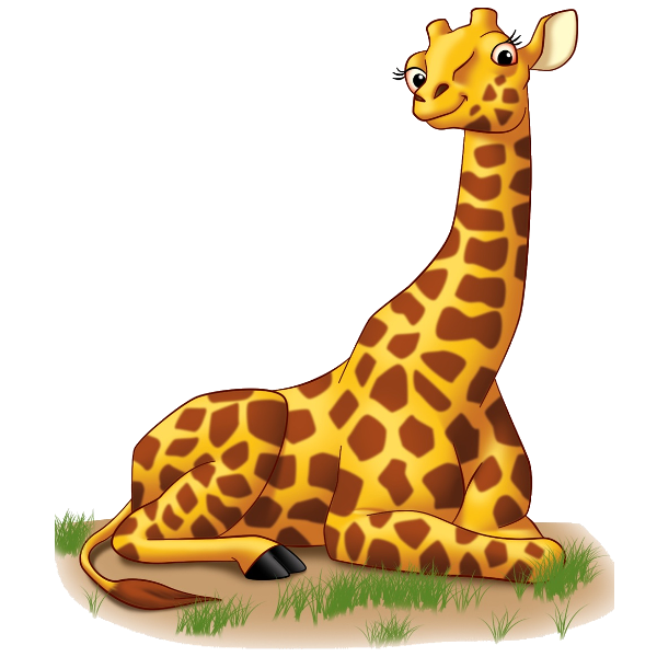 clipart baby giraffe - photo #46