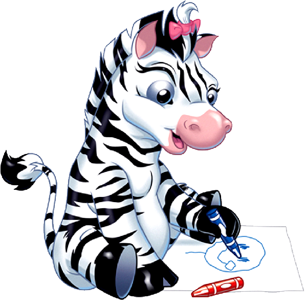 zebra cartoon pictures zebra print clip art border free zebra print clip art black and white