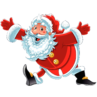 foto de Santa With Xmas Gifts Christmas Clipart Images