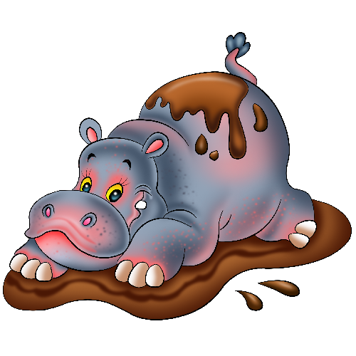 Hippo Art Images: Cute Baby And Animal Pictures