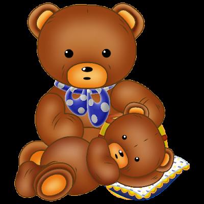 Baby_Brown_Bear_Blue_Bow_Baby_Bear