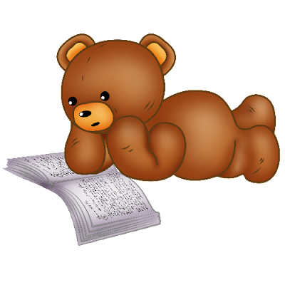 Baby_Brown_Bear_Lying_Down_Reading_Book